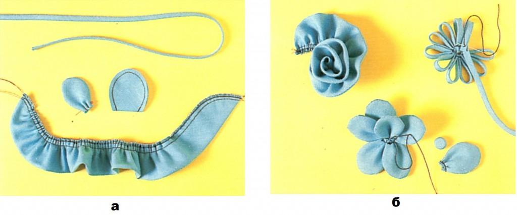 Изготовление цветов своими руками
