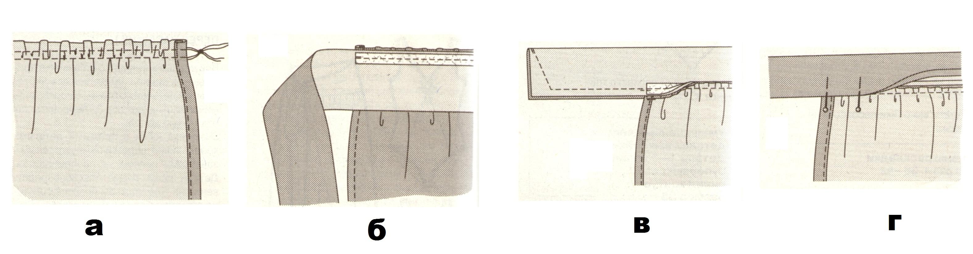 Обработка пояса пляжной юбки