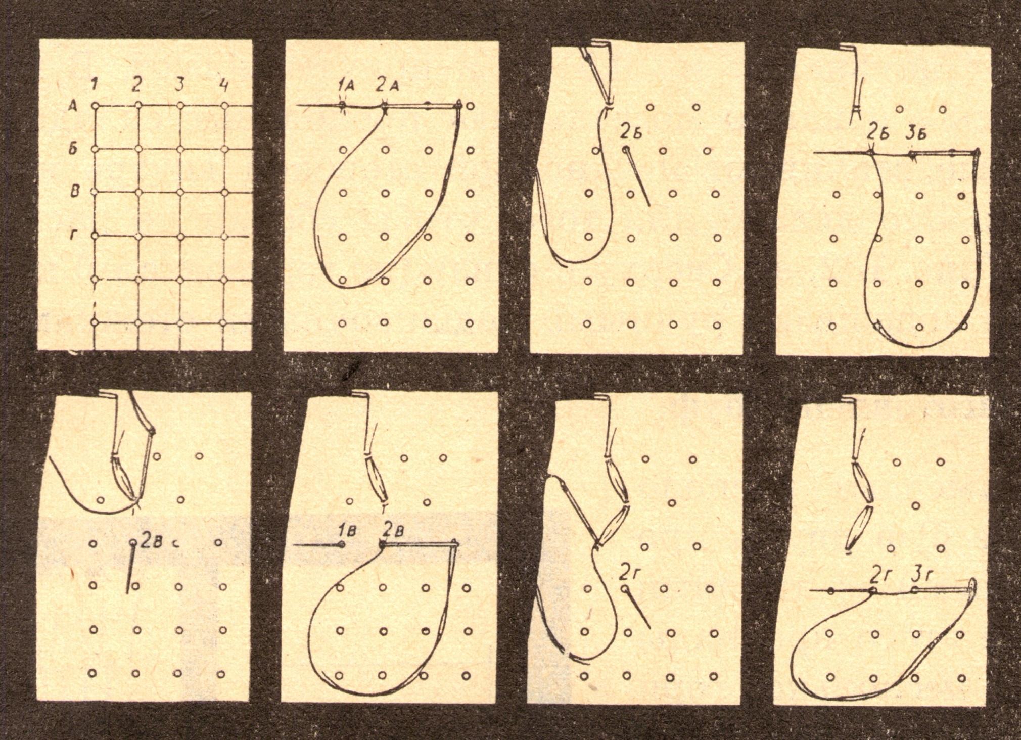 схема сорки буфа