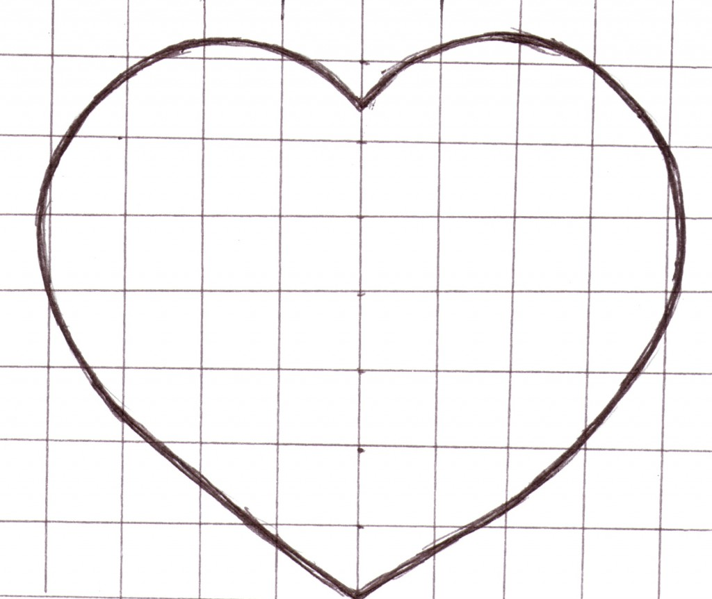 Сердечки из фетра своими руками шаблоны