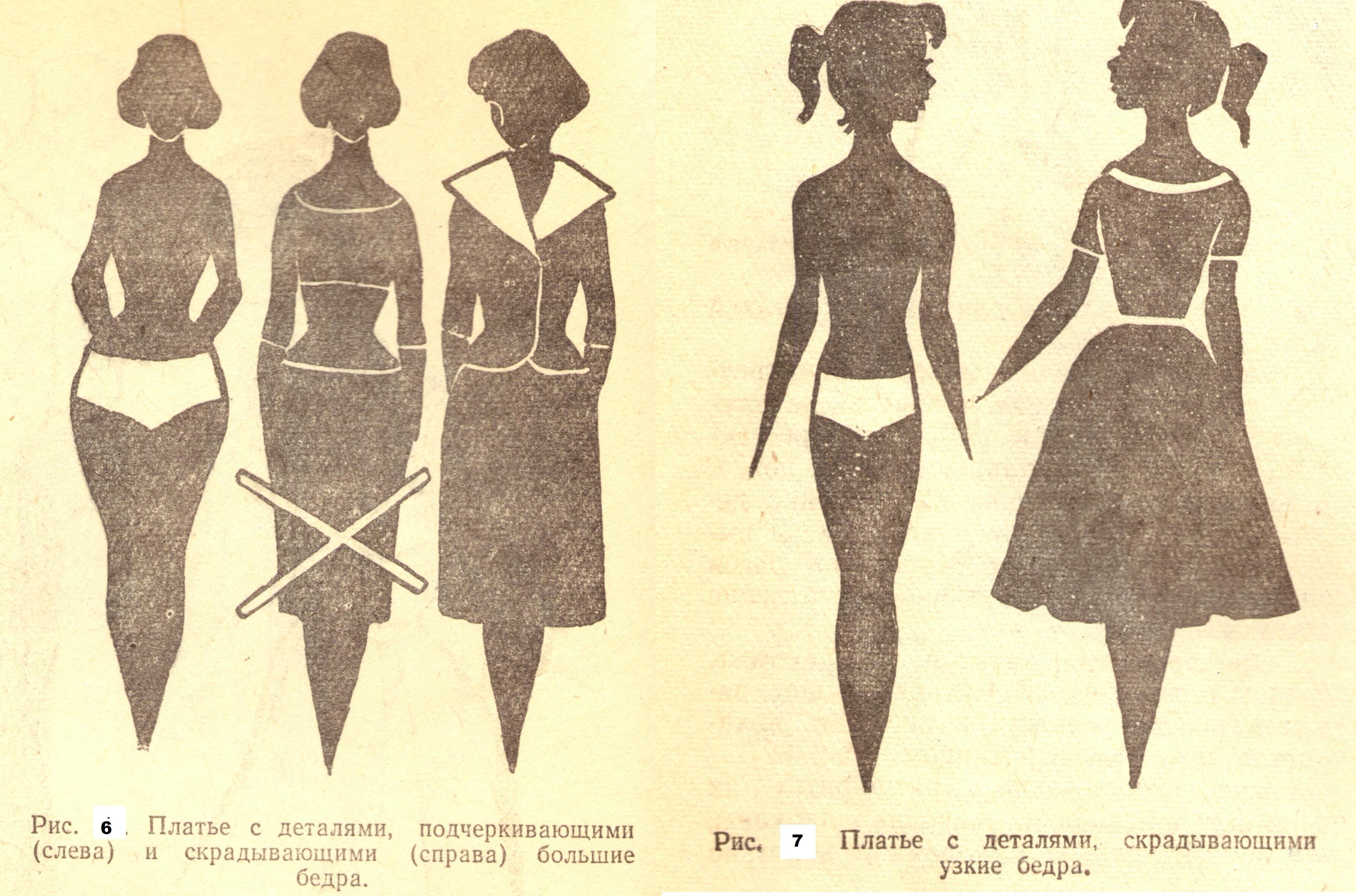 Как Скрыть Полные Бедра С Помощью Одежды