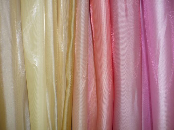 Прозрачные ткани
