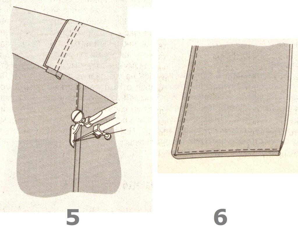 декоративный кант (5-6)