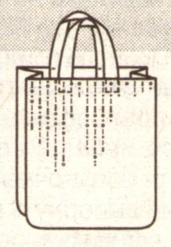 Сумки хозяйственные выкройки чемоданы коричневые