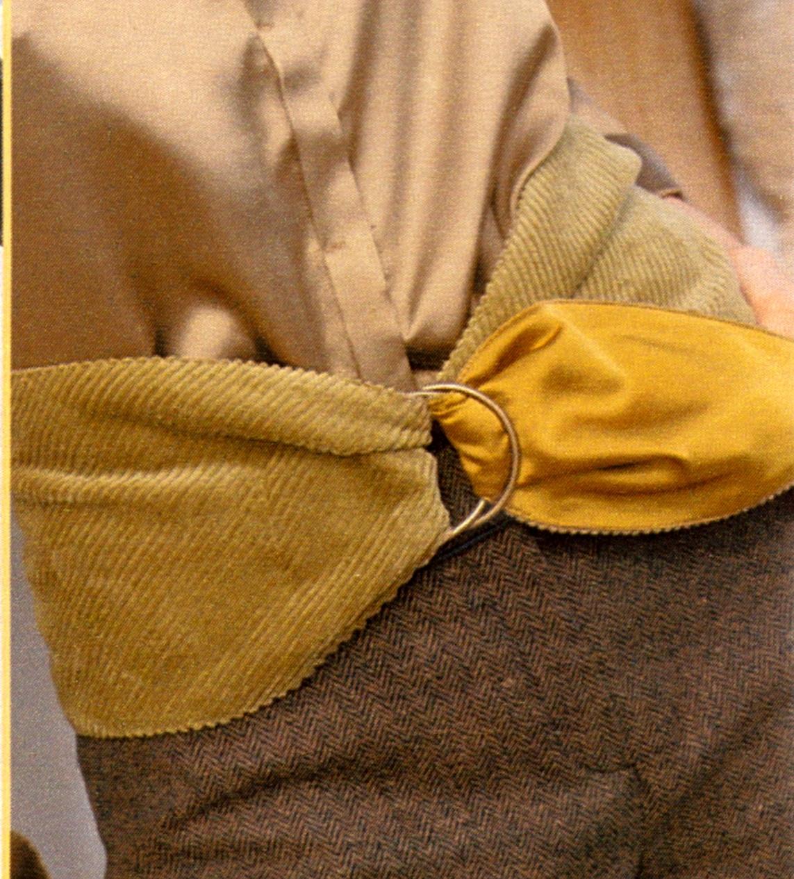 Пояс для платья своими руками из ткани: как сшить с фото и видео 87