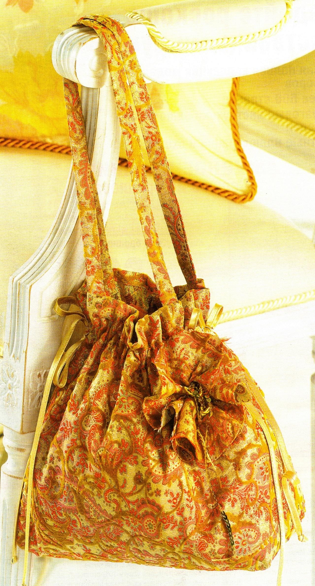 тканевые сумки