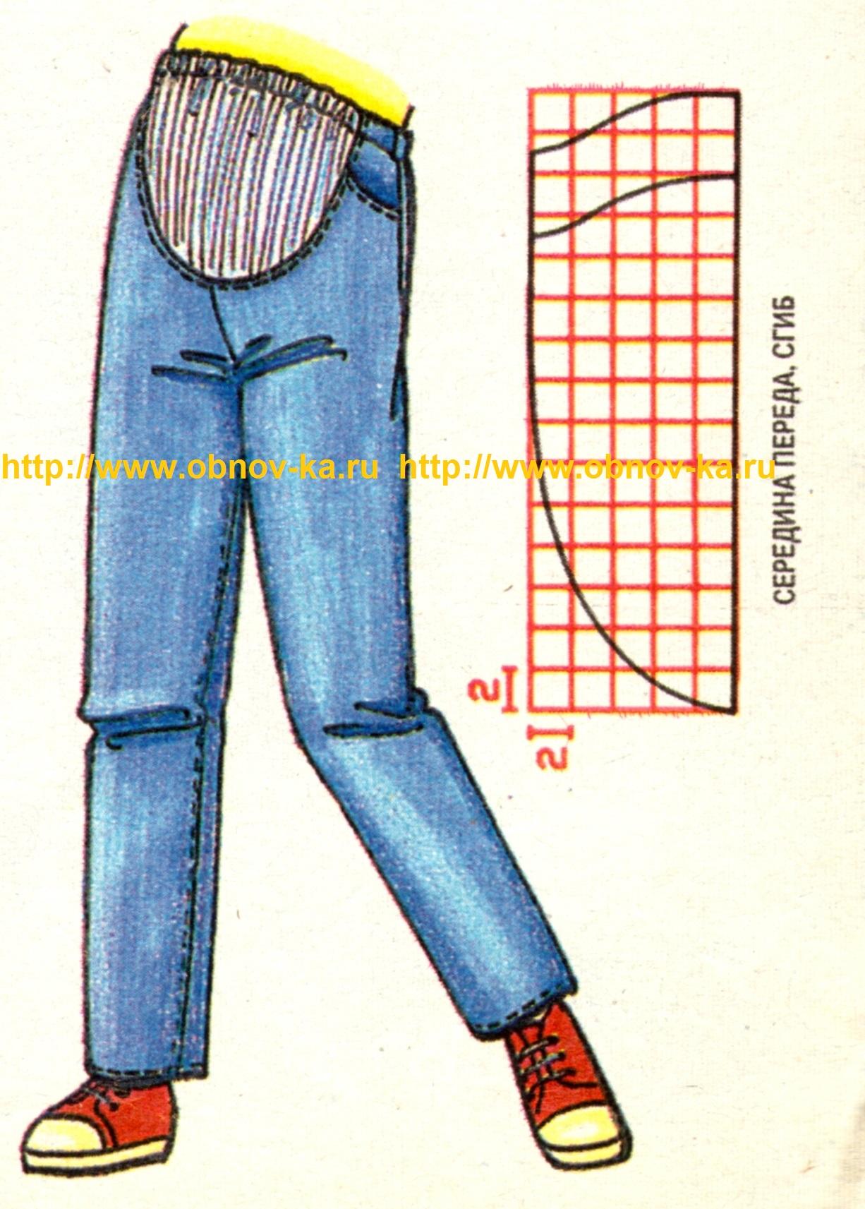 Выбираем брюки для беременных - фото, обзоры и отзывы 520