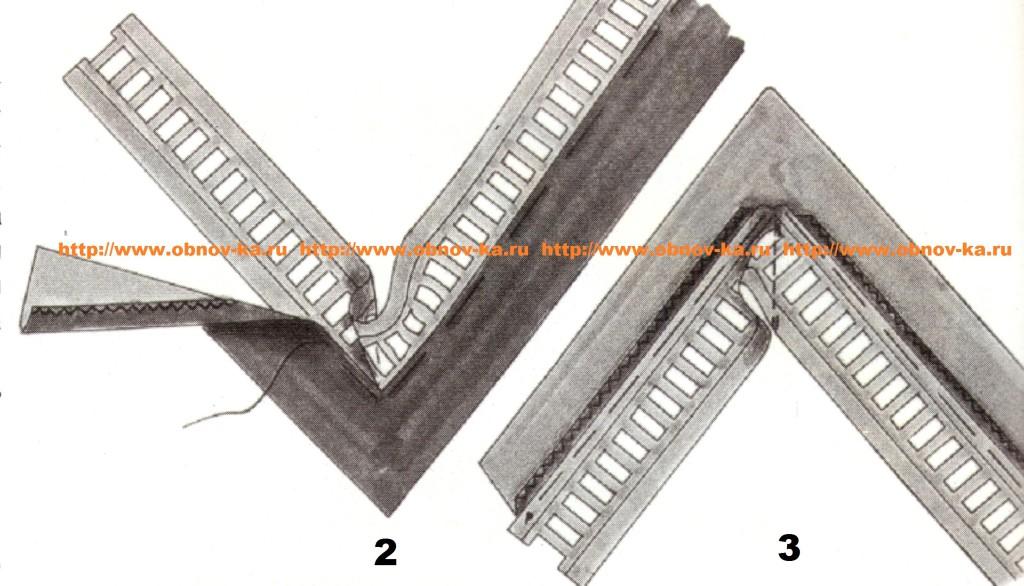 Тесьма с мережкой (2-3
