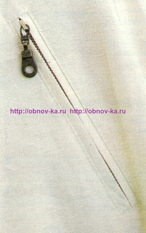 Прорезной карман своими руками фото 764