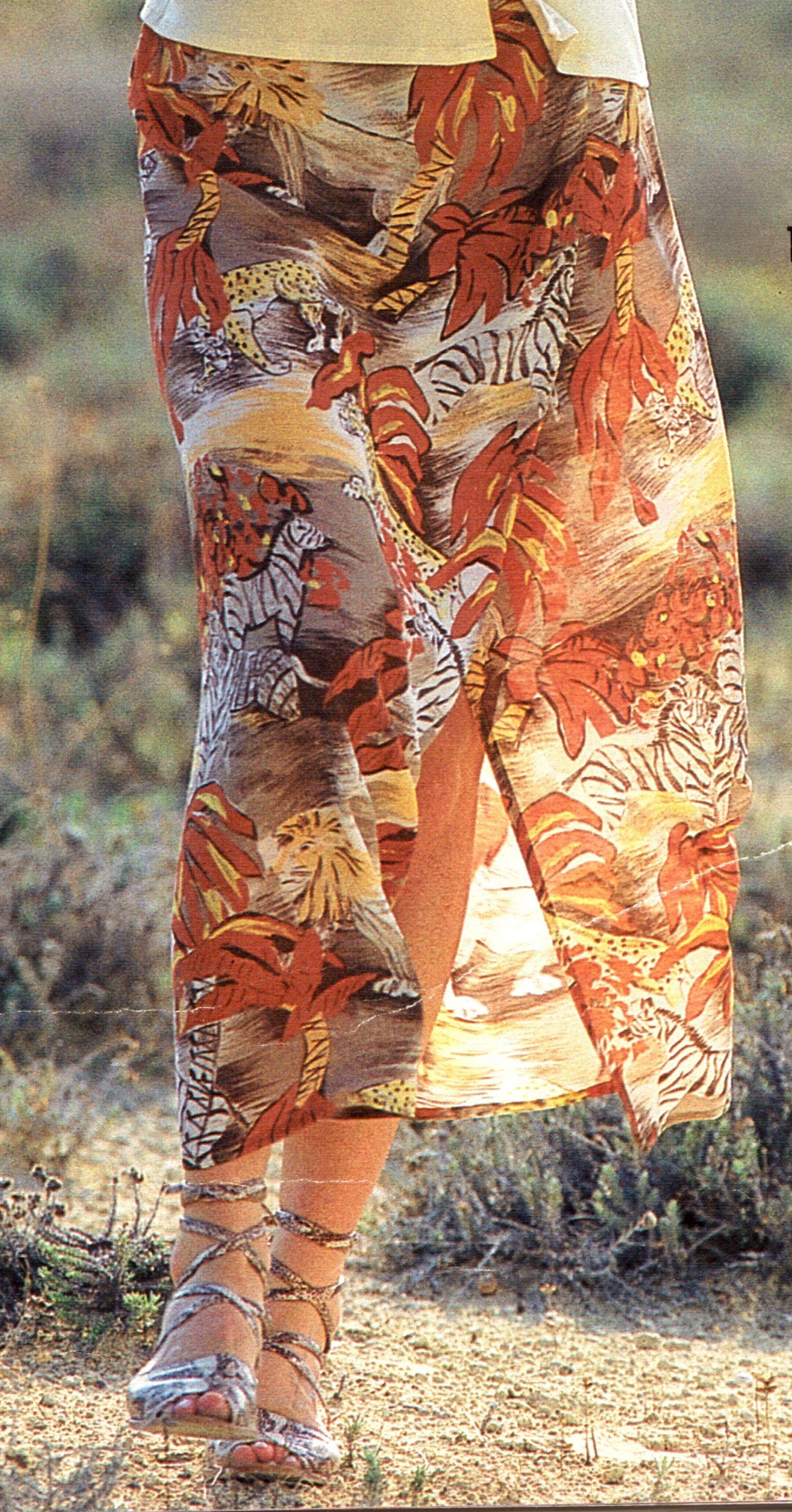 юбка для полных шьем: