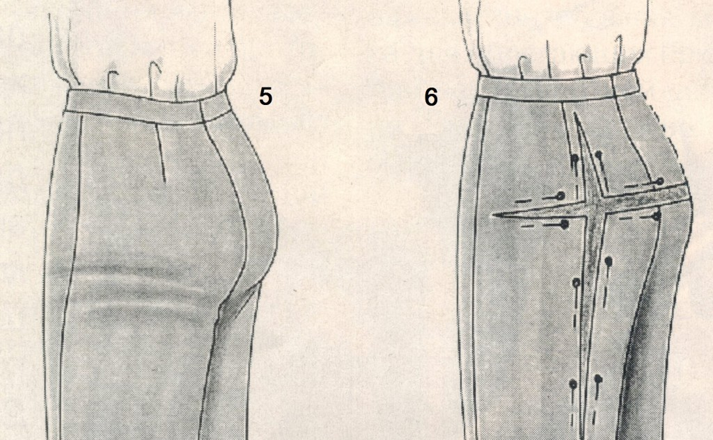 Как сшить жилет - выкройка от