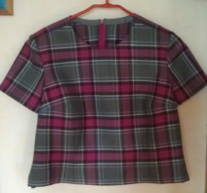Блуза общий вид