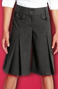 Юбка брюки 4