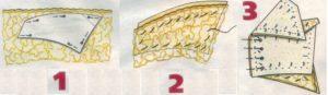 Кружевной лиф1-3