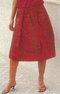 юбка в скл.адку