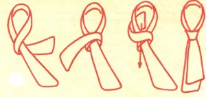 Как завязать шарф вар.2