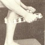 Самомассаж голени