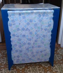 Самоклеющаяся пленка для ящика для белья