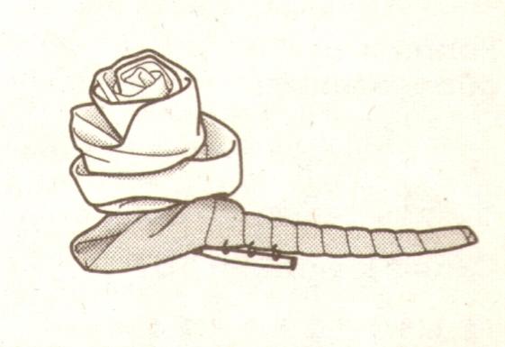 Декоративная роза