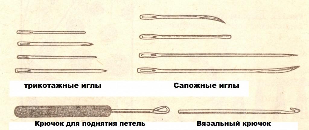 Инструменты для выполнения бахромы