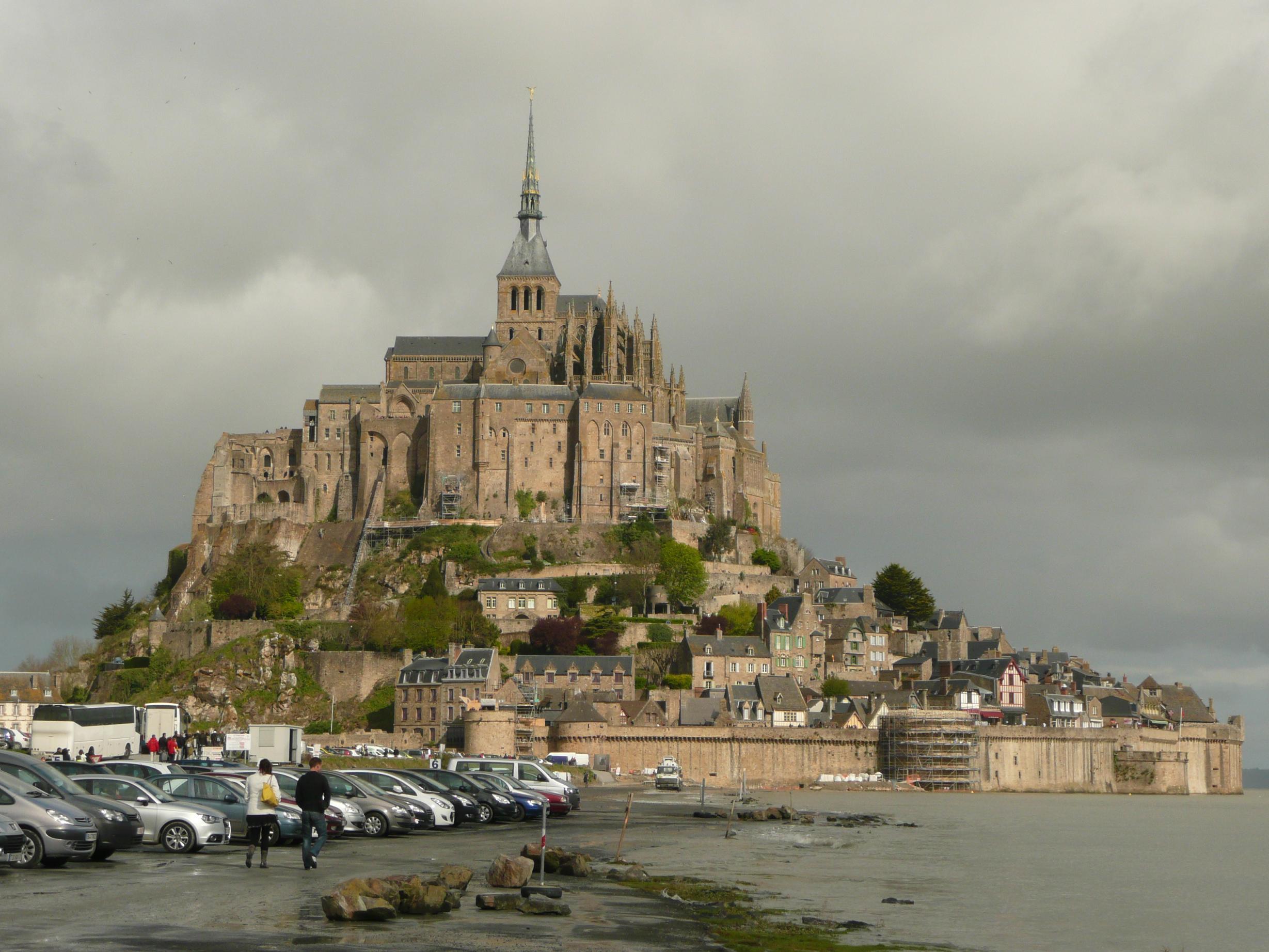 Монт-Сен-Мишель