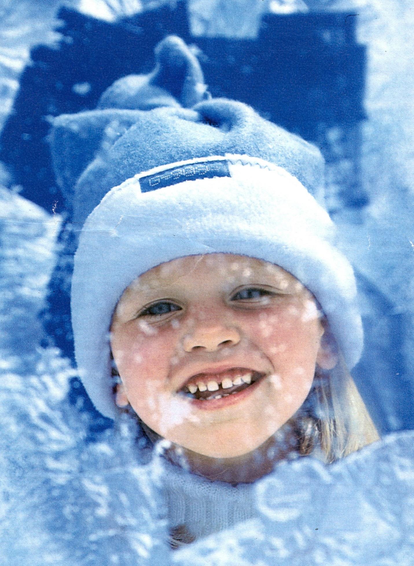 Детска шапка из флиса