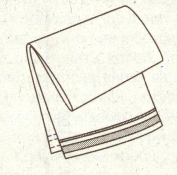 Нарядная стола эскиз