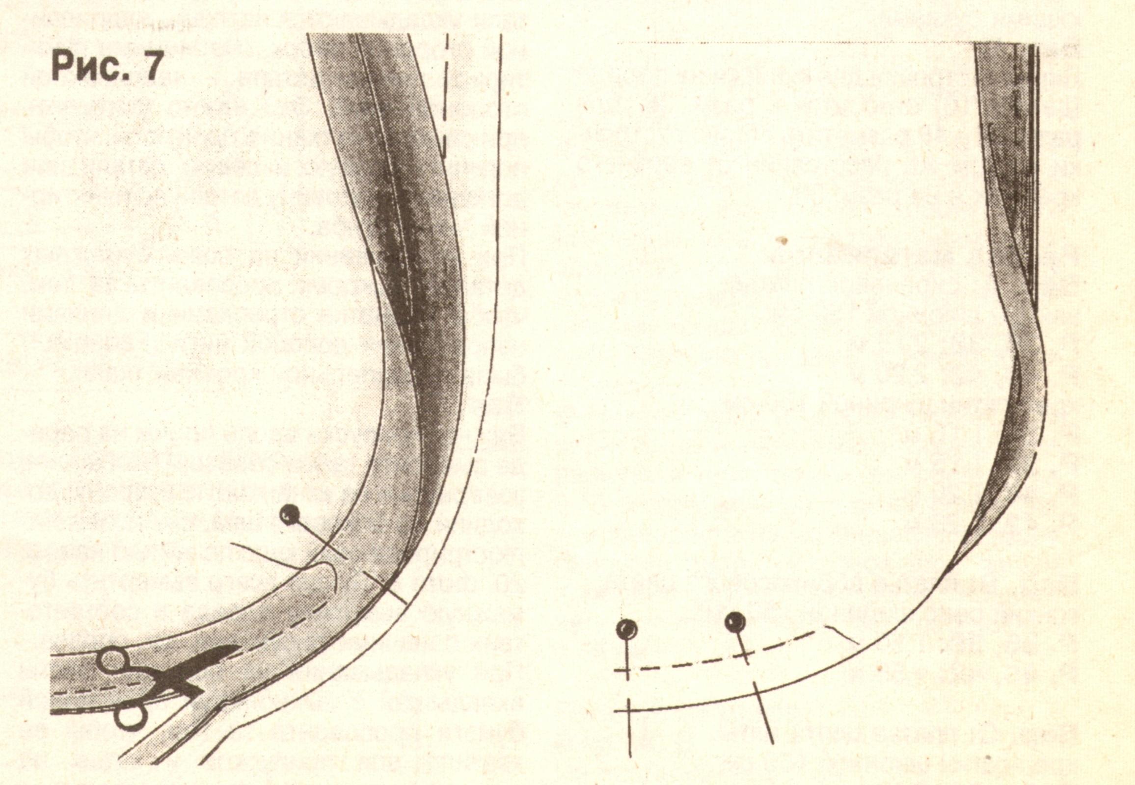 Обработка нижнего края (7)