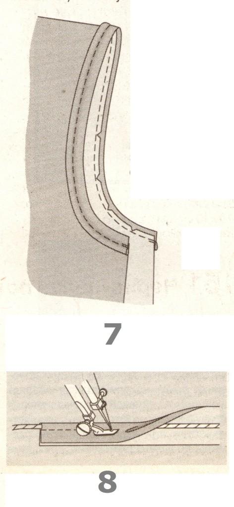Декоративный кант (7-8)